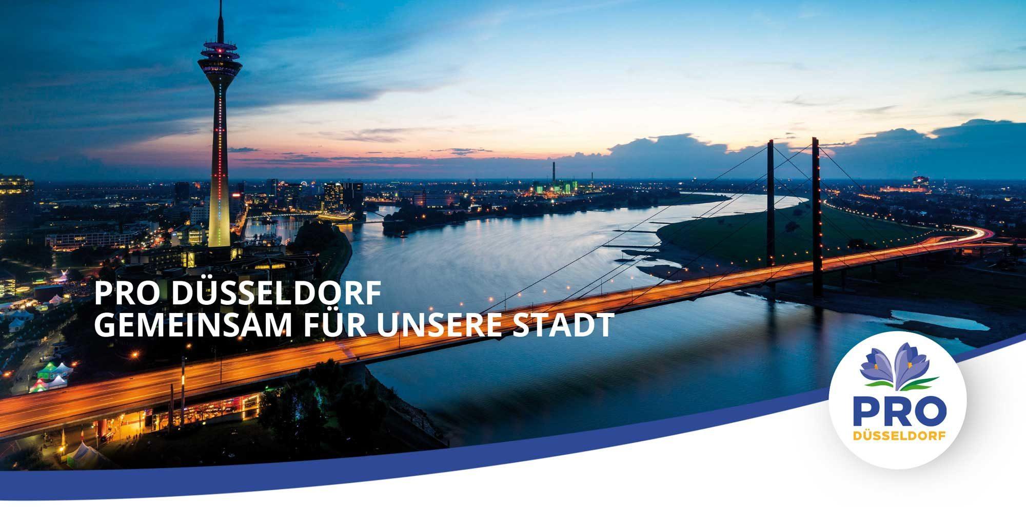 Gemeinsam für unsere Stadt Düsseldorf