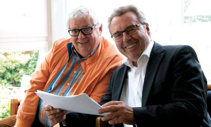 Vorstand von Pro Düsseldorf